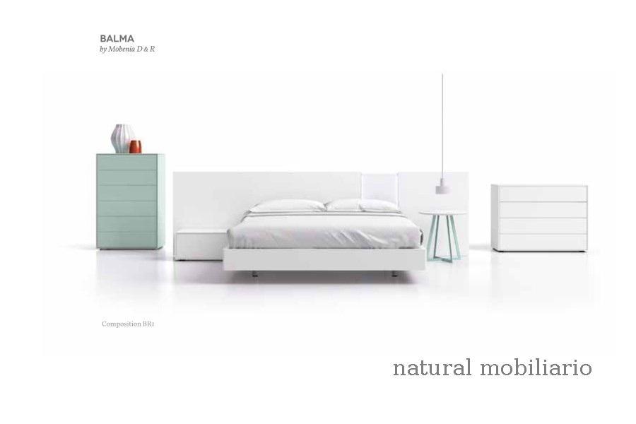 Muebles Modernos chapa natural/lacados dormitorios moderno mobe 41-98-475