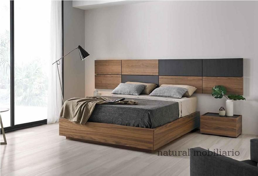 Muebles Modernos chapa natural/lacados dormitorios moderno mobe 41-98-462