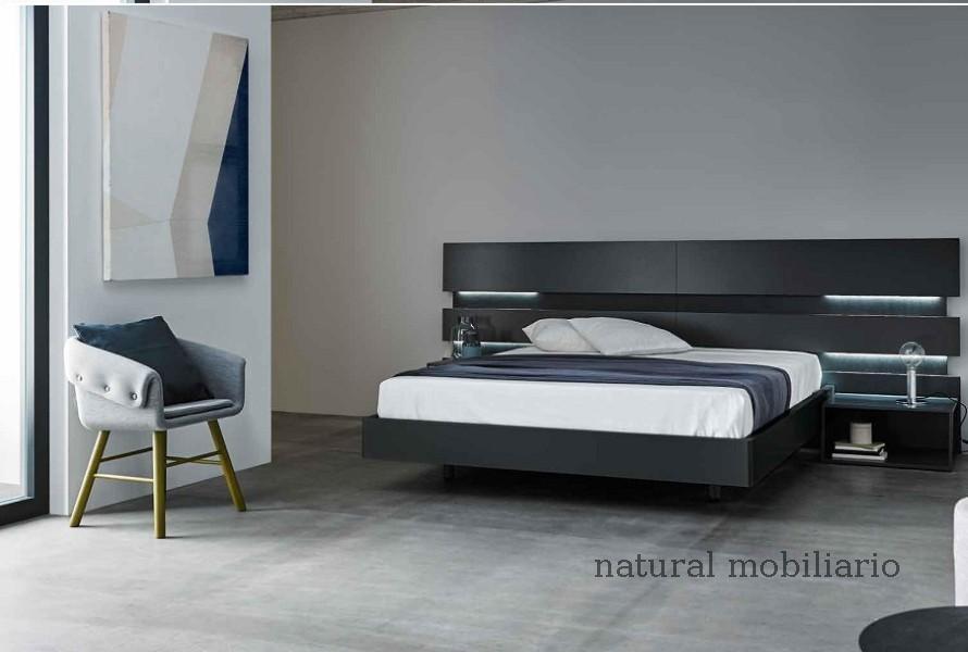 Muebles Modernos chapa natural/lacados dormitorios moderno mobe 41-98-458