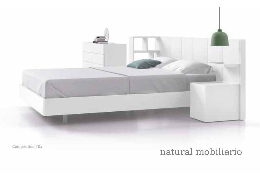 Muebles Modernos chapa natural/lacados dormitorios moderno mobe 41-98-466