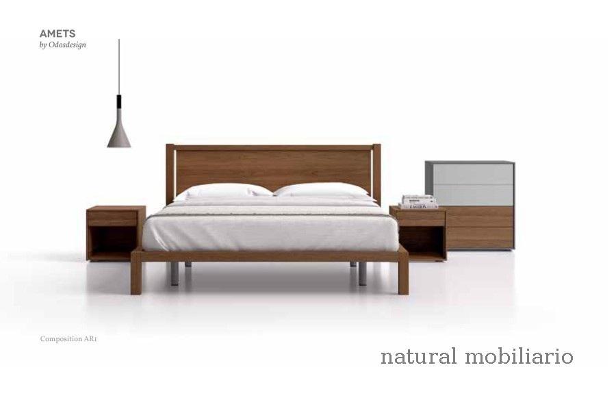 Muebles Modernos chapa natural/lacados dormitorios moderno mobe 41-98-469