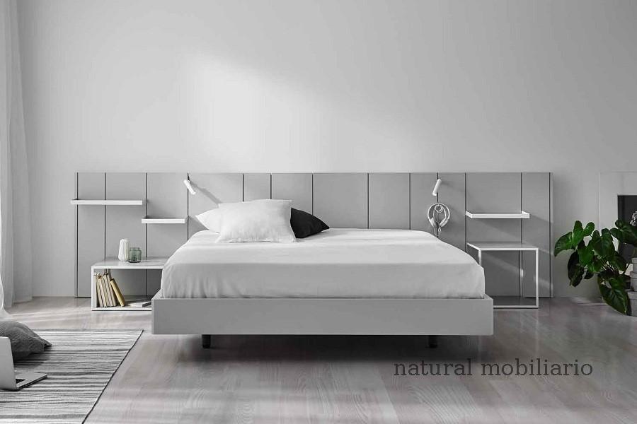 Muebles Modernos chapa natural/lacados dormitorios moderno mobe 41-98-451