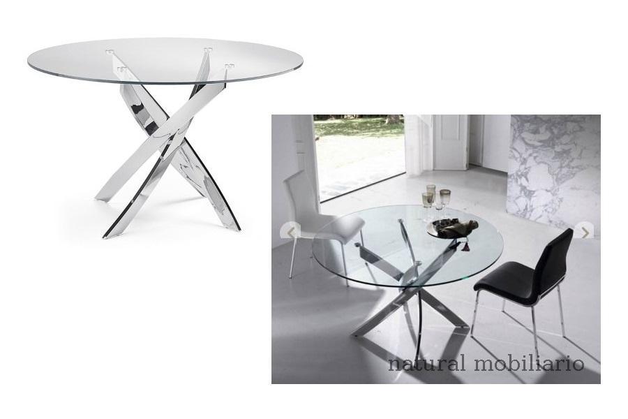 Muebles Mesas de comedor mesa salon comedor ance 22-611