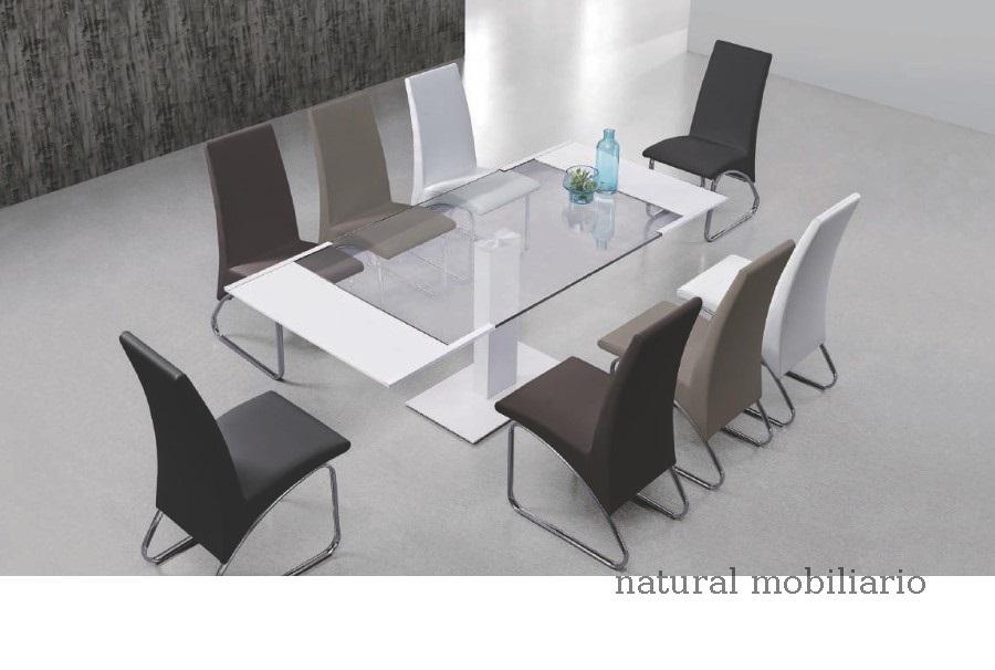 Muebles Mesas de comedor mesa salon plan1-188-802