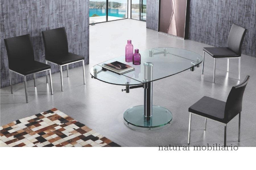 Muebles Mesas de comedor mesa salon plan1-188-804