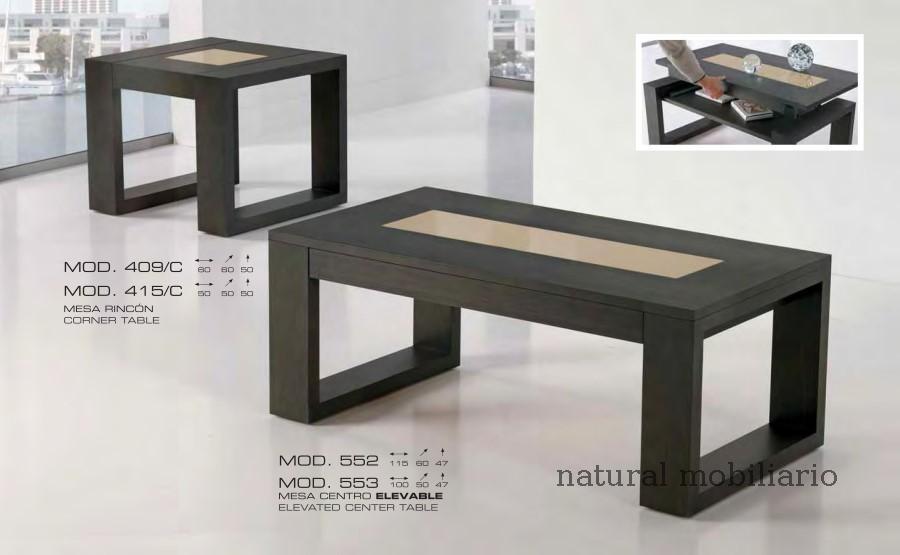 Muebles Mesas de centro mesa de centro dise 1-32-862