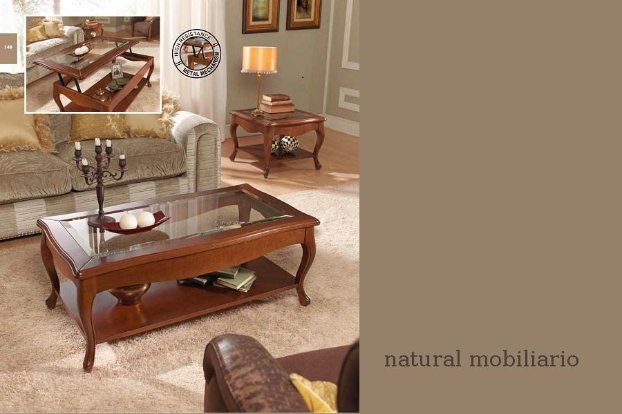 Muebles Mesas de centro mesa centro clasica pana 22-1001