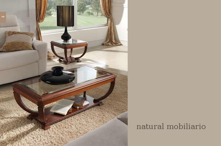 Muebles Mesas de centro mesa centro clasica pana 22-1005