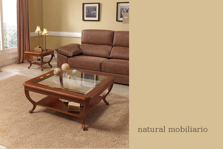 Muebles Mesas de centro mesa centro clasica pana 22-1004