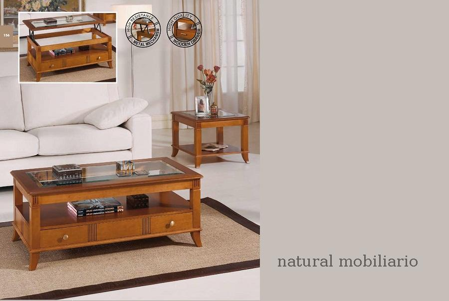 Muebles Mesas de centro mesa centro clasica pana 22-1009