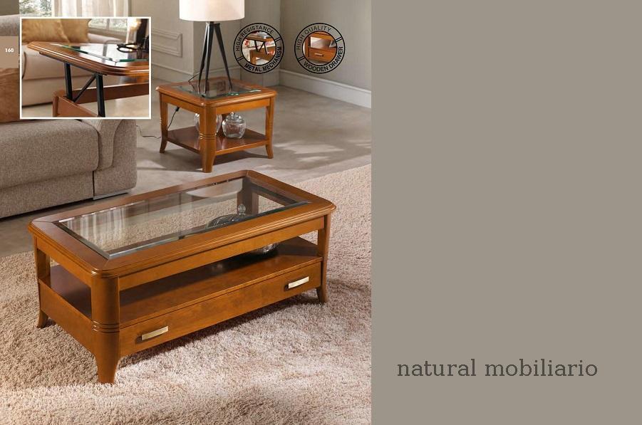 Muebles Mesas de centro mesa centro clasica pana 22-1013