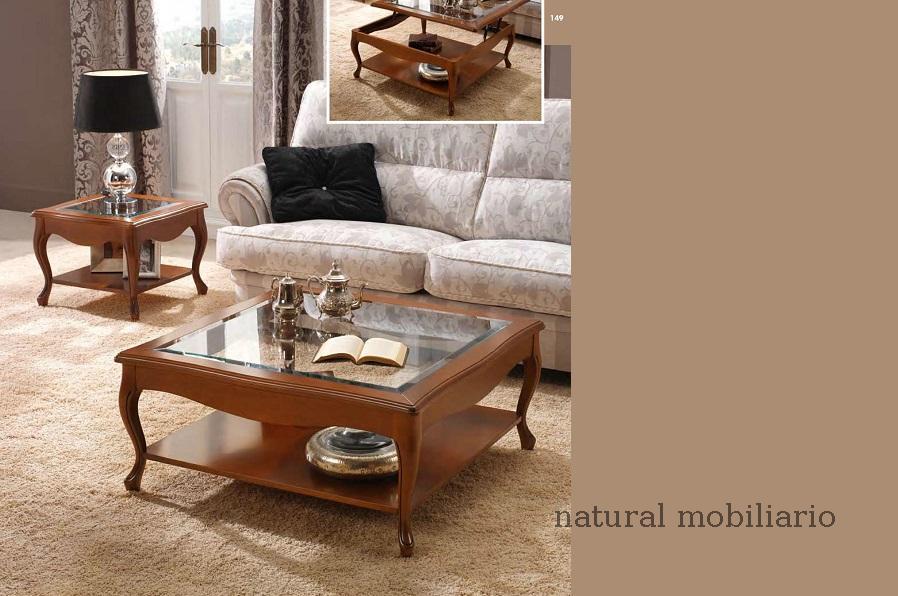Muebles Mesas de centro mesa centro clasica pana 22-1002