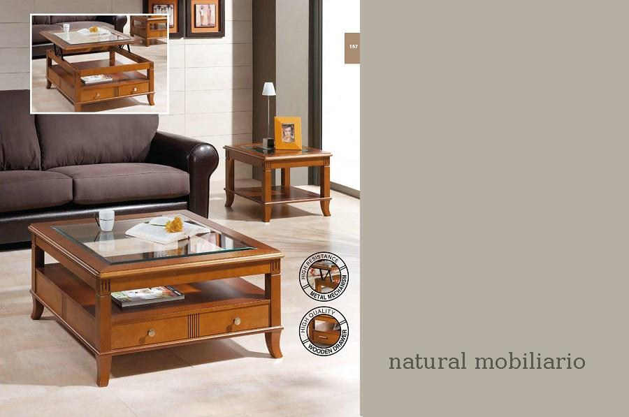 Muebles Mesas de centro mesa centro clasica pana 22-1010