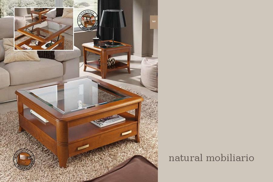 Muebles Mesas de centro mesa centro clasica pana 22-1014