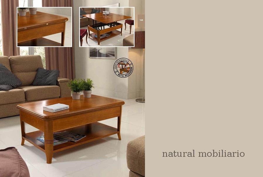 Muebles Mesas de centro mesa centro clasica pana 22-1016