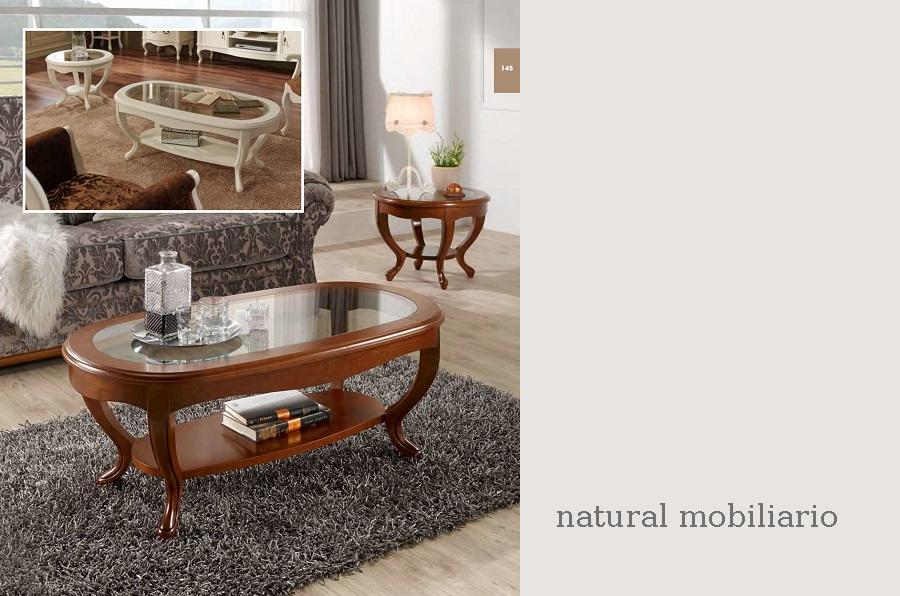 Muebles Mesas de centro mesa centro clasica pana 22-1000