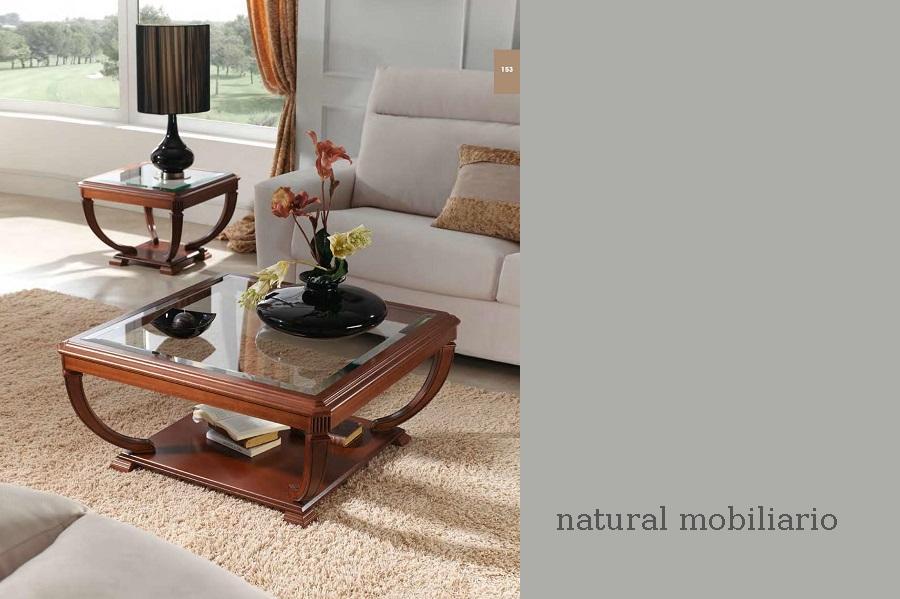 Muebles Mesas de centro mesa centro clasica pana 22-1006