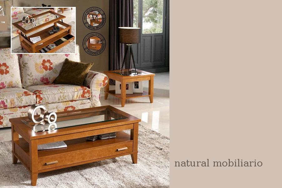 Muebles Mesas de centro mesa centro clasica pana 22-1011