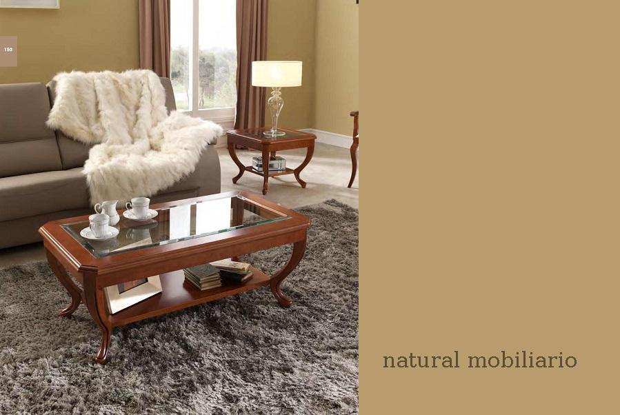 Muebles Mesas de centro mesa centro clasica pana 22-1003