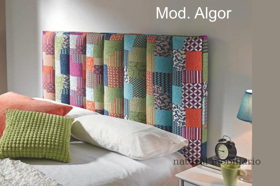 Muebles Cabeceros tapizados cabezal tapizado acpi 2-2-504