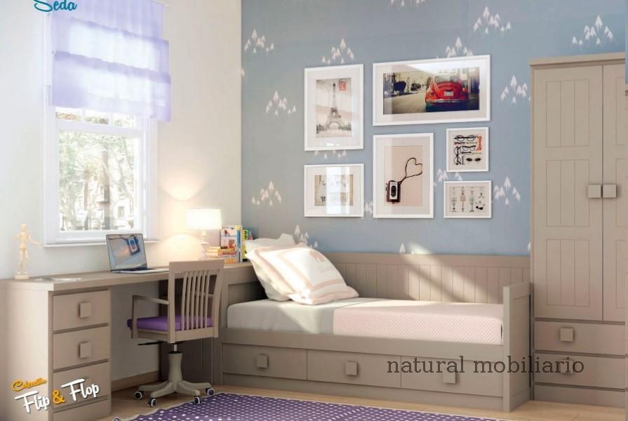 Muebles  juvenil comtemporaneo colo 2-27-519