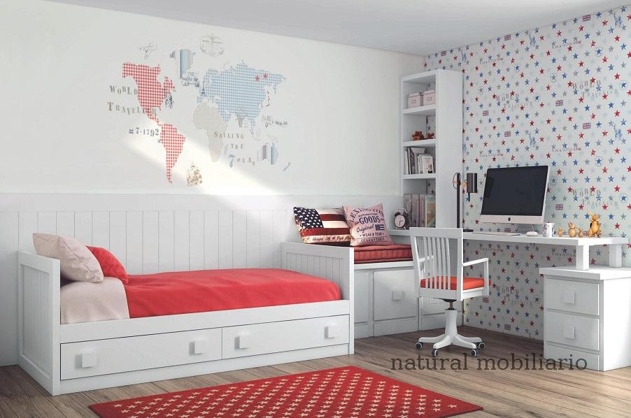 Muebles  juvenil comtemporaneo colo 2-27-521