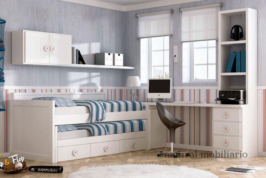 Muebles  juvenil comtemporaneo colo 2-27-516