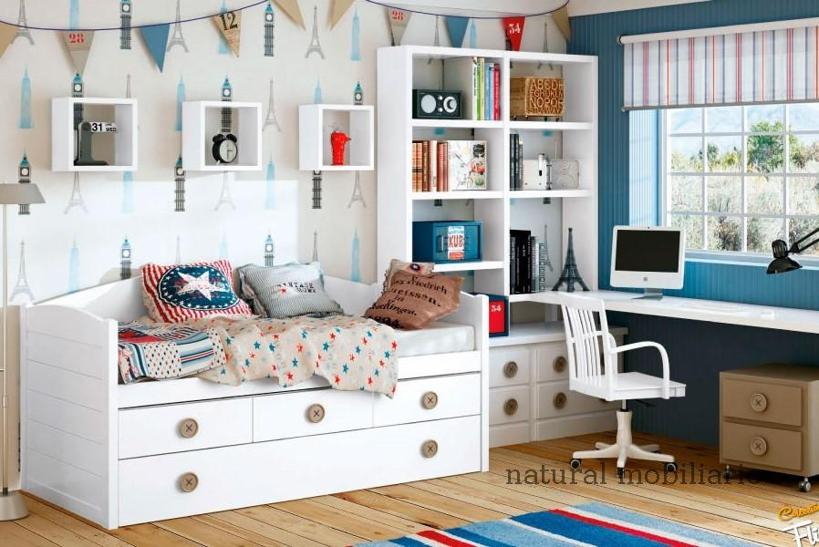Muebles  juvenil comtemporaneo colo 2-27-515