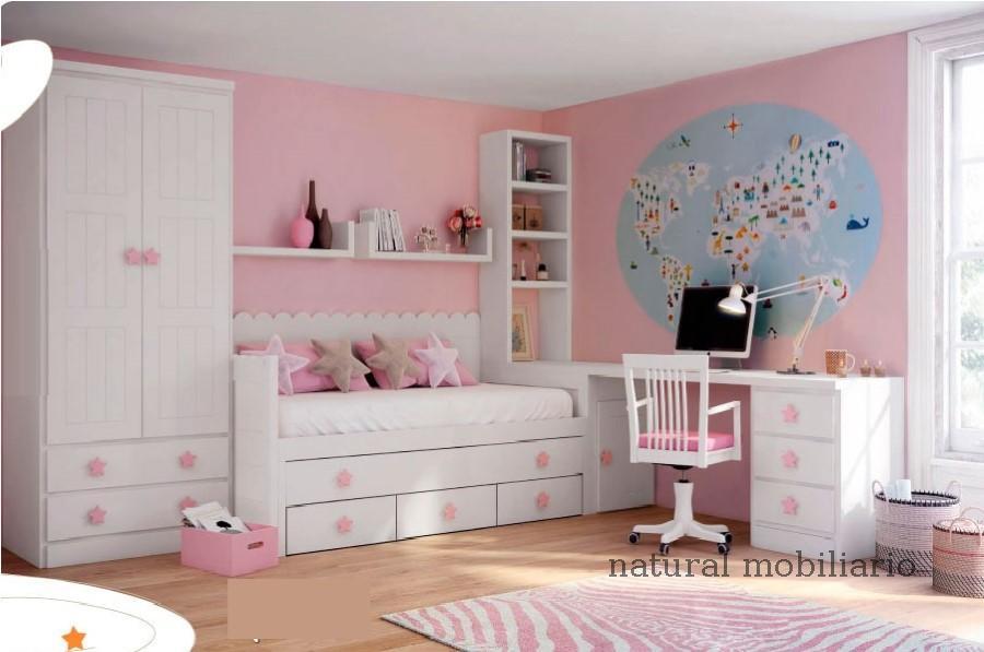 Muebles  juvenil comtemporaneo colo 2-27-518