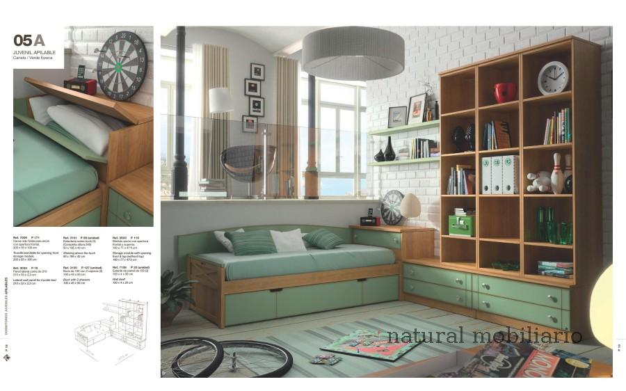 Muebles  juvenil clasico grse 4-642-550