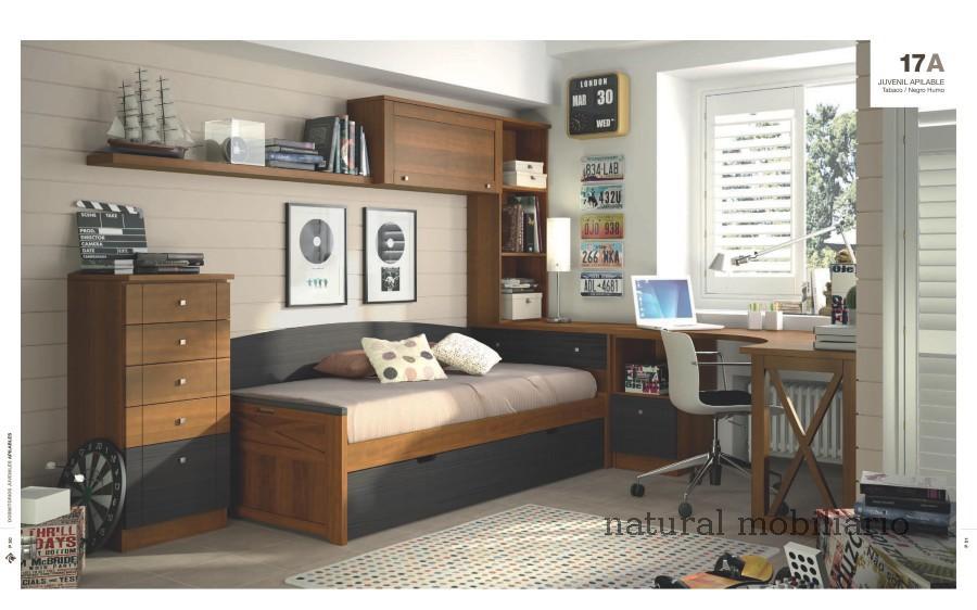 Muebles  juvenil clasico grse 4-642-553