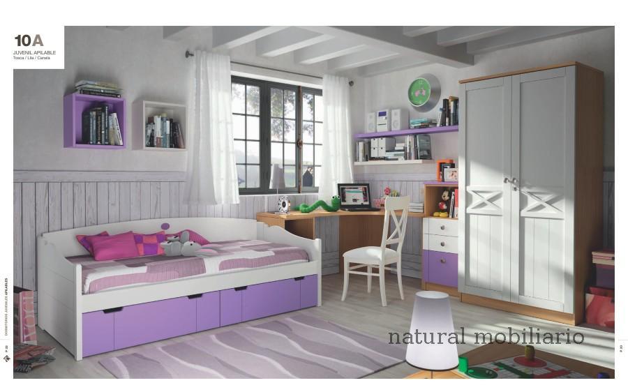 Muebles  juvenil clasico grse 4-642-551