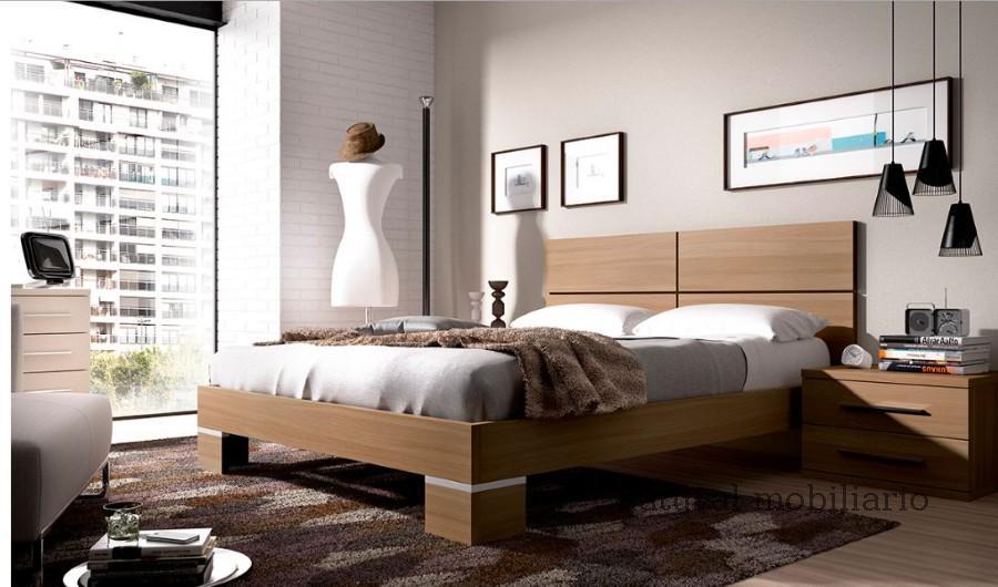 Muebles Modernos chapa sintética/lacados dormitorio rimo 0-757-905