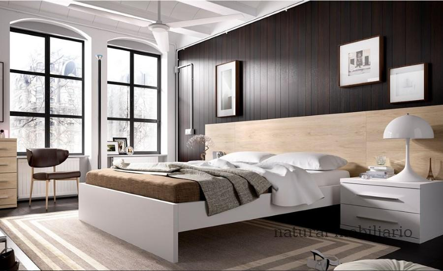 Muebles Modernos chapa sintética/lacados dormitorio rimo 0-757-901