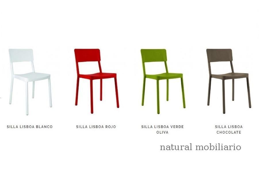 Muebles Sillas de comedor silla reso 1-34-1301