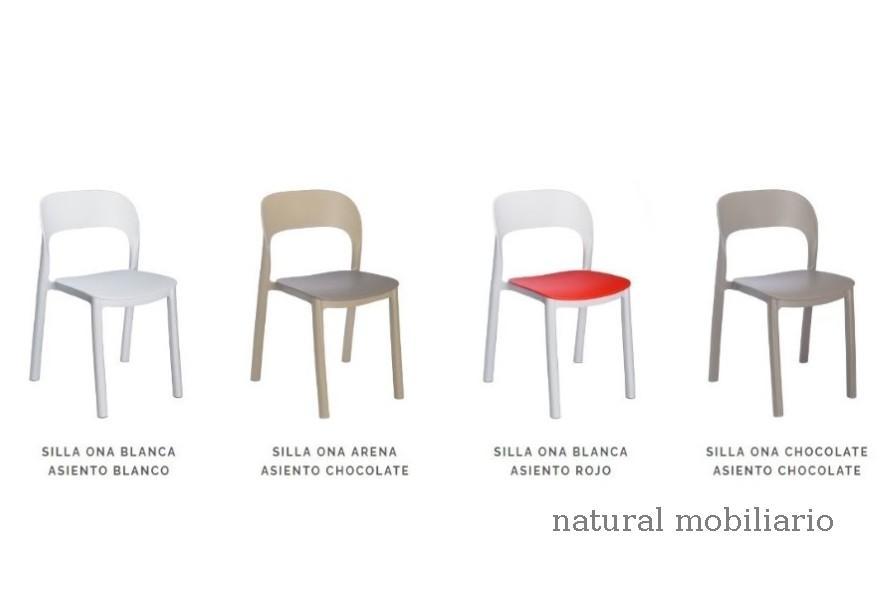 Muebles Sillas de comedor silla reso 1-34-1318