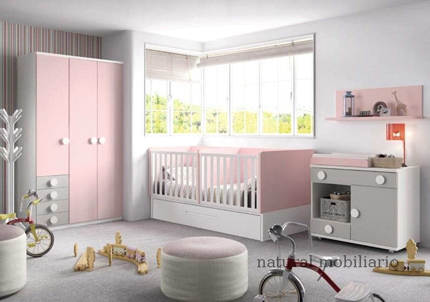 Muebles  dormitorio cuna glic 0-873-975