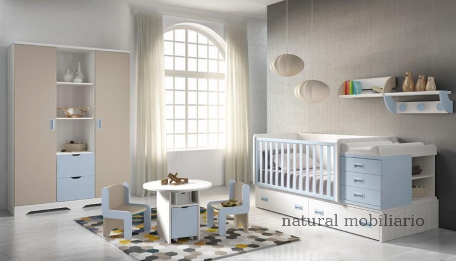 Muebles  dormitorio cuna glic 0-873-971