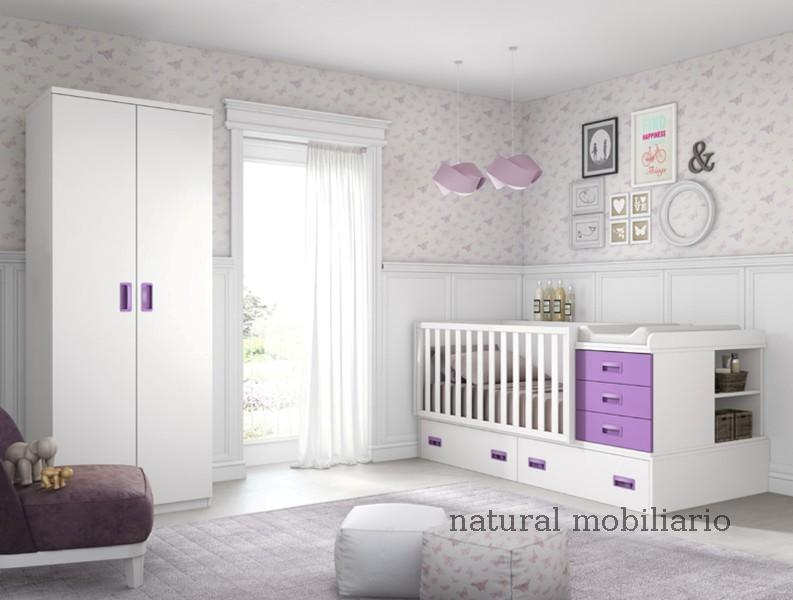 Muebles  dormitorio cuna glic 0-873-965