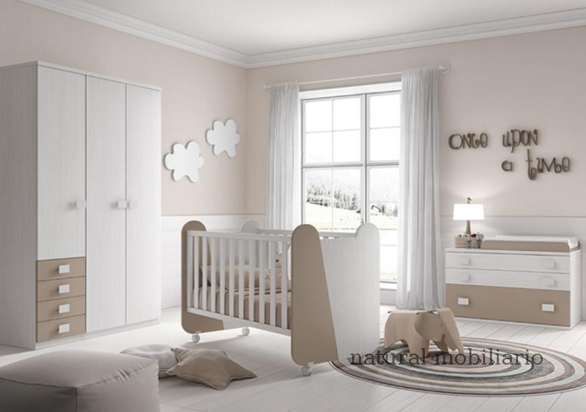 Muebles  dormitorio cuna glic 0-873-958