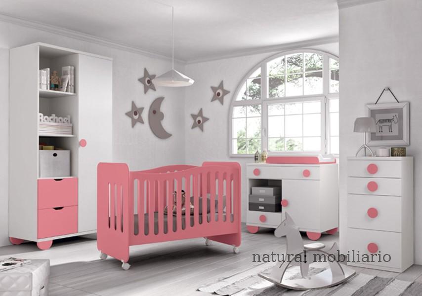 Muebles  dormitorio cuna glic 0-873-954