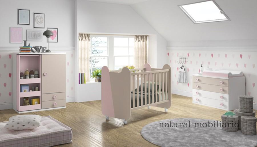Muebles  dormitorio cuna glic 0-873-959