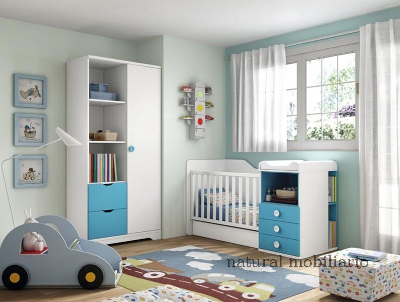 Muebles  dormitorio cuna glic 0-873-962