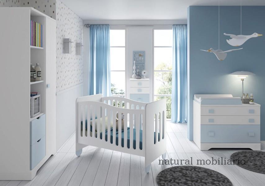 Muebles  dormitorio cuna glic 0-873-951