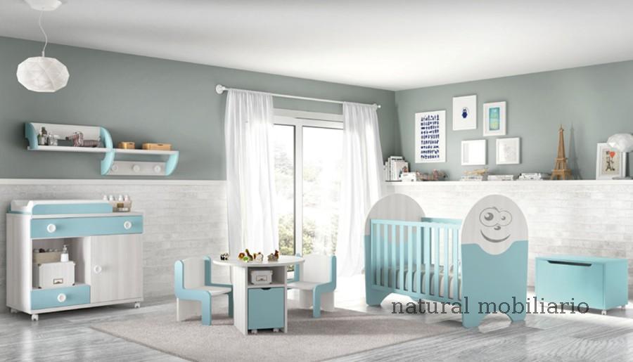 Muebles  dormitorio cuna glic 0-873-955