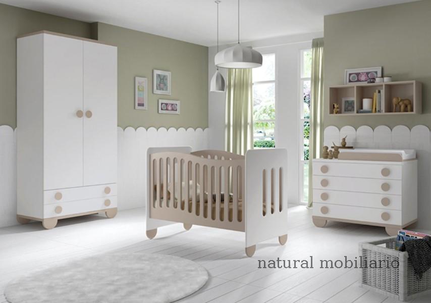 Muebles  dormitorio cuna glic 0-873-950