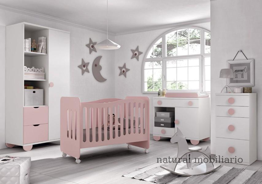 Muebles  dormitorio cuna glic 0-873-952