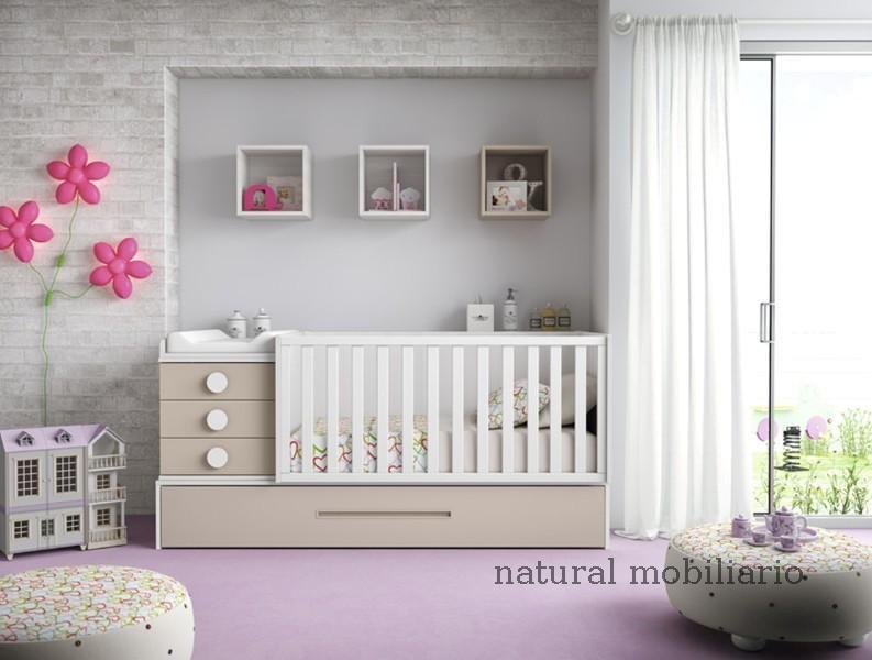 Muebles  dormitorio cuna glic 0-873-964