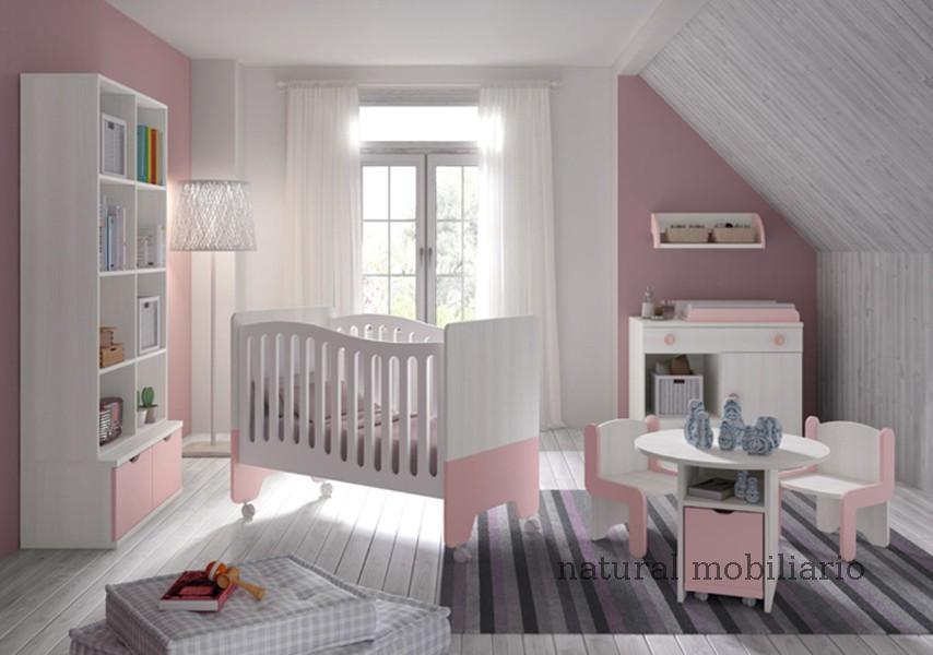 Muebles  dormitorio cuna glic 0-873-957