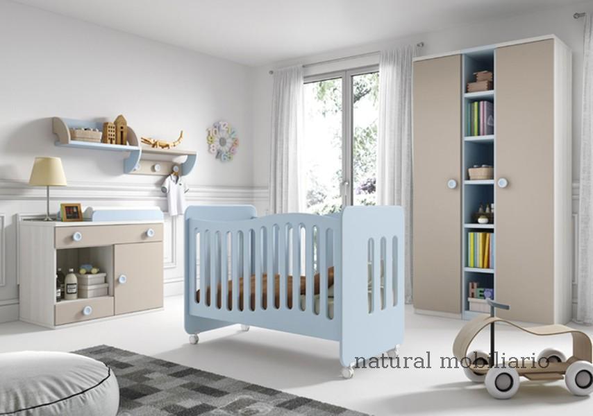 Muebles  dormitorio cuna glic 0-873-953